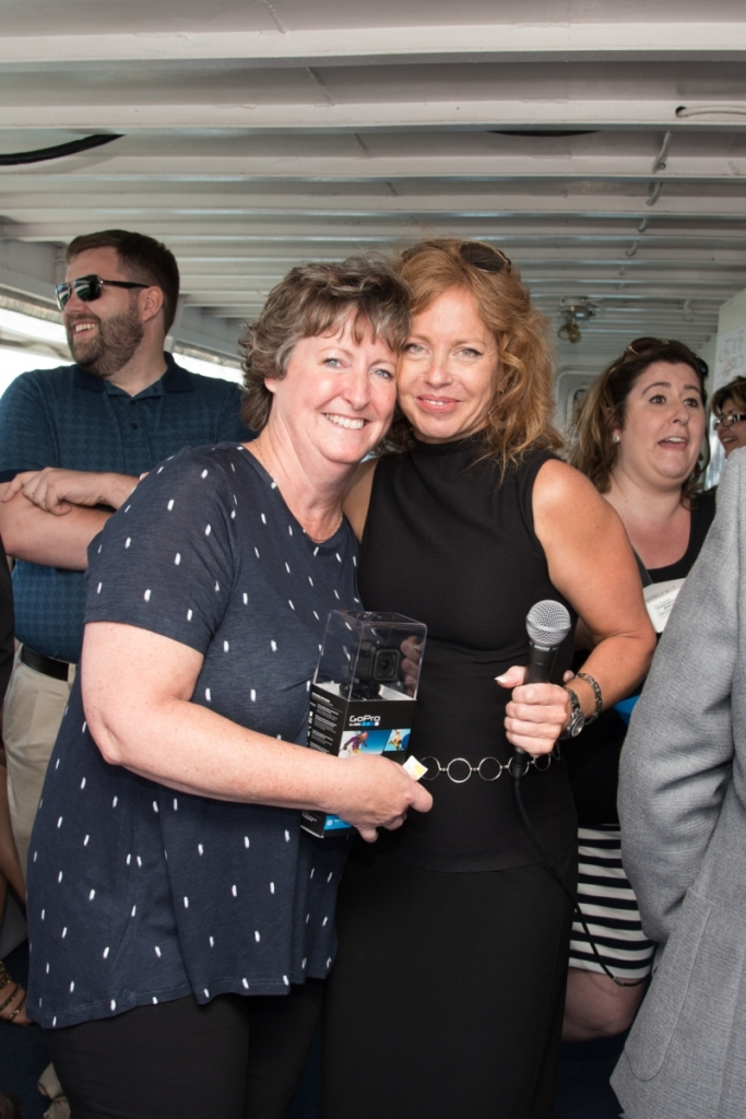 Brown & Beattie at ACMO Toronto Boat Cruise 2016