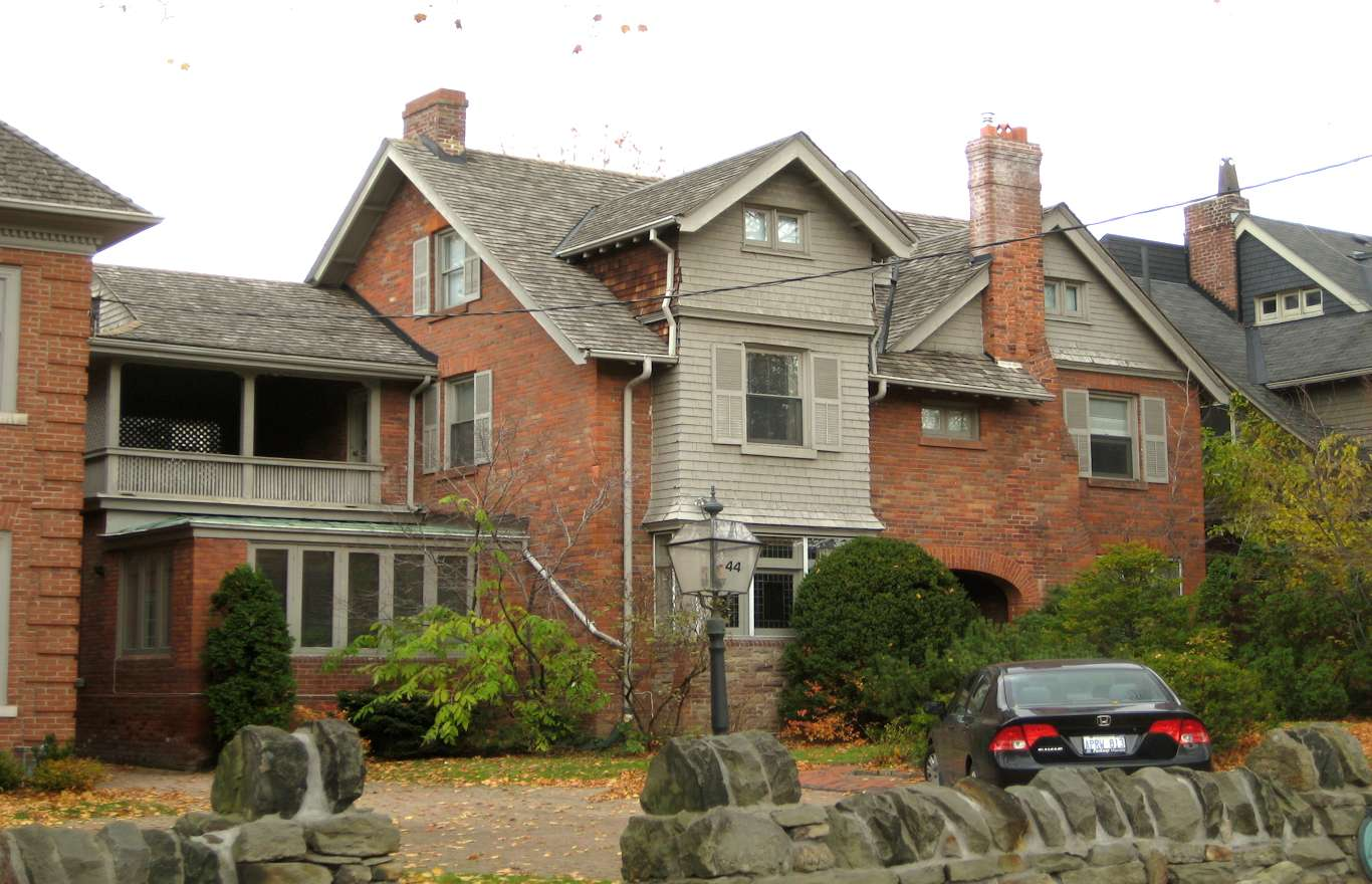 Historic Buildings Roof Shingle Replacement Project Image