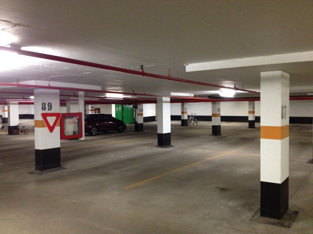 Parking Garage Design : Parking garage interior design awesome