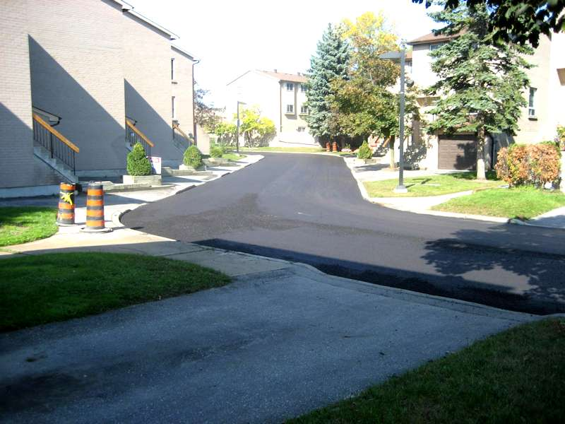 specifications & tendering project for new pavement
