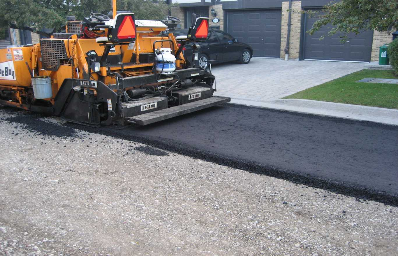 Roadway Paving Project