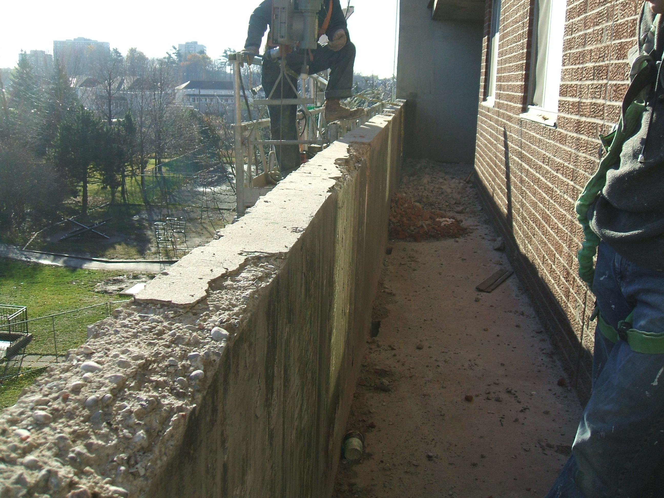 Scarborough Balconies & Shearwalls Repair Project