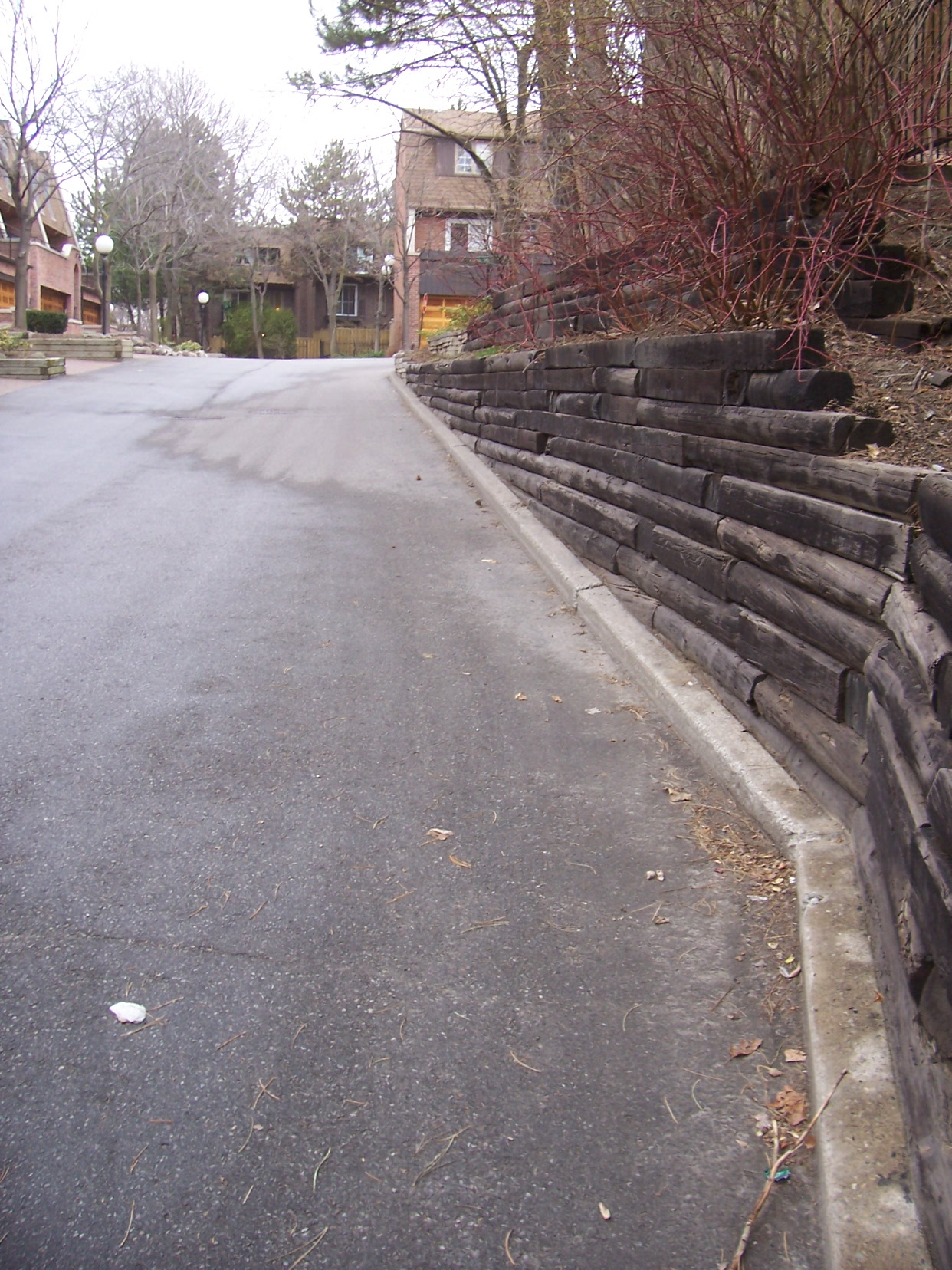 Retaining Wall Replacement 2