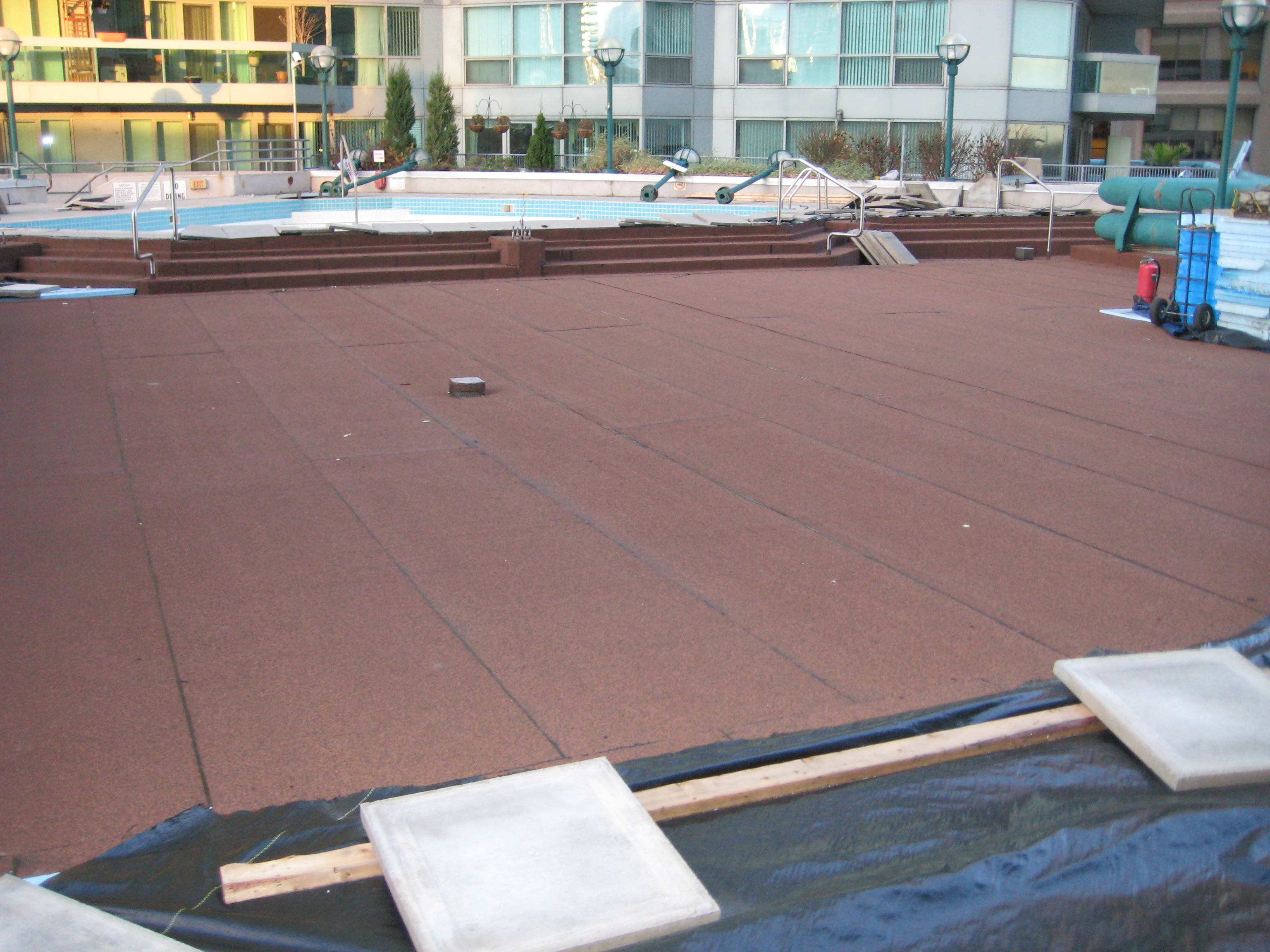 Roof Deck Revitalization
